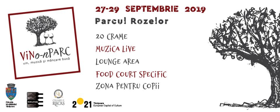 VINo-n PARC, cel mai nou festival din Timişoara