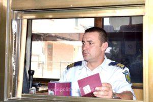 Peste 4.000 de poliţişti de frontieră, la datorie în minivacanța de Sf. Maria