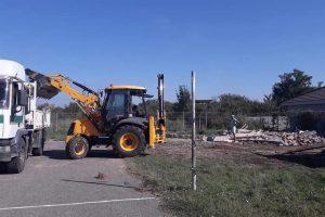 Au început lucrările la noua Școală Gimnazială din Sânmihaiu Român
