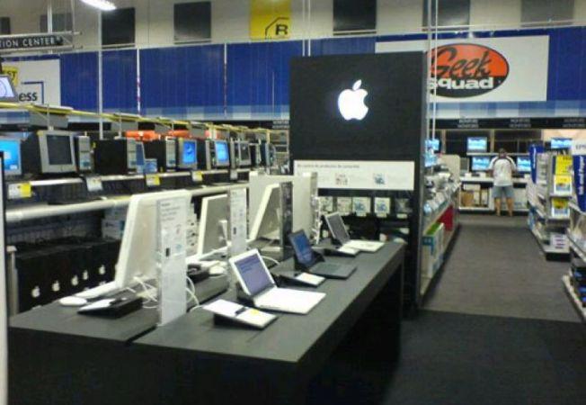 Bărbat prins după ce a furat patru laptopuri dintr-un magazin