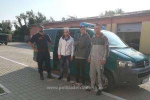 Trei migranţi din Kosovo, opriţi la frontiera de sud-vest