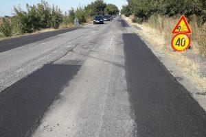 Ce lucrări se fac pe drumurile naționale din Timiș