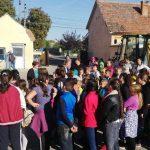Localnicii, în frunte cu primarul, au strâns deșeurile în Biled