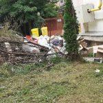 Cele mai mari amenzi posibile pentru firmele care au aruncat deșeuri pe stradă