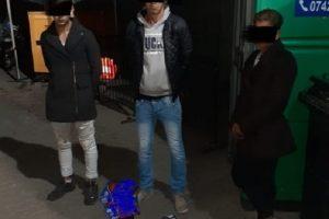 Trei tineri depistați de polițiștii locali după ce au furat dintr-un magazin aflat în zona Modern