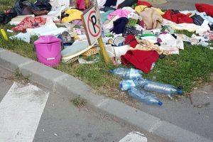 Un nou depozit ilegal de deşeuri în Timişoara