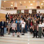 Cei mai buni dintre cei buni, la UPT. 100 de elevi olimpici participă la o școală de vară