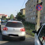 Zeci de şoferi amendaţi de Poliţia Locală