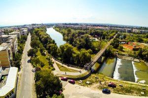 Încep lucrările pentru consolidarea digurilor din Lugoj