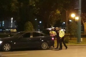O nouă razie a Poliţiei Rutiere. Zece şoferi, băuţi la volan