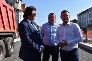 """Vicepremierul Daniel Suciu, la Timișoara: """"În maxim 30 de zile vom știi unde vom avea Sala Polivalentă"""""""