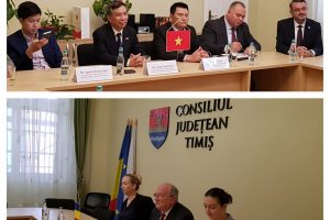 Tratatul de Liber Schimb UE – Vietnam, șansă pentru dezvoltarea companiilor timișene