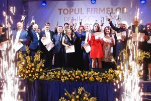 Gala Excelenţei în Afaceri – Topul Firmelor din județul Timiș pentru anul 2018