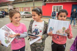 Proiect de suflet pentru copiii romi din Măguri