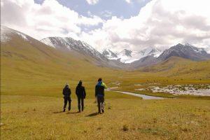 """Foto. Cercetătorii de la Muzeul Banatului s-au întors din """"Kârgâzstan – Drumul mătăsii"""""""