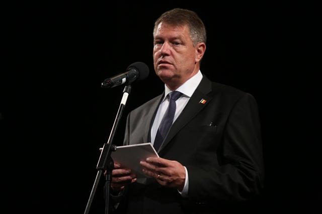 Klaus Iohannis vine luni la Timişoara
