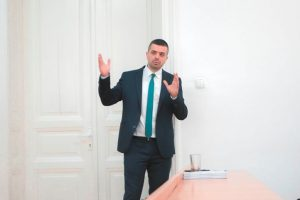 Marian Constantin Vasile s-a înscris în alt partid