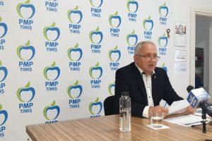 PMP îl susține pe Iohannis în turul al doilea al alegerilor prezidențiale
