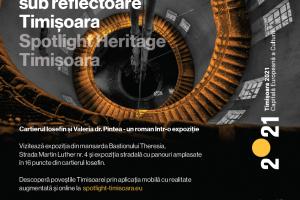 Istoria Timișoarei relatată prin tehnologii de ultimă generație