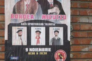 """Spectacole mai """"scumpe"""" la Timişoara. Ce amenzi au primit două firme din București care au lipit postere unde era interzis"""