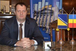 Vizita la CCIA Timiș a Ambasadorului Bosniei și Herțegovinei în România