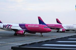 Wizz Air lansează o nouă rută, de la Bucureşti spre Sankt Petersburg