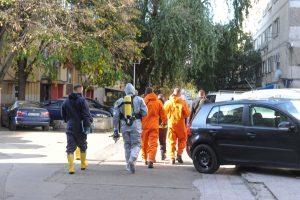 Panică la Loga, elevi evacuaţi. UPDATE: ISU asigură că nu e pericol în ciuda mirosului de gaz simţit de elevi