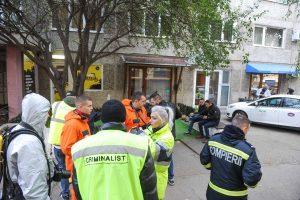 Încă cinci persoane la spital în urma deratizării în blocul morții de la Timișoara