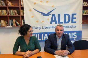 """Marian Coandă, secretar coordonator ALDE Timiș: """"Am mare încredere că Mircea Diaconu va ajunge în cel de-al doilea tur"""""""
