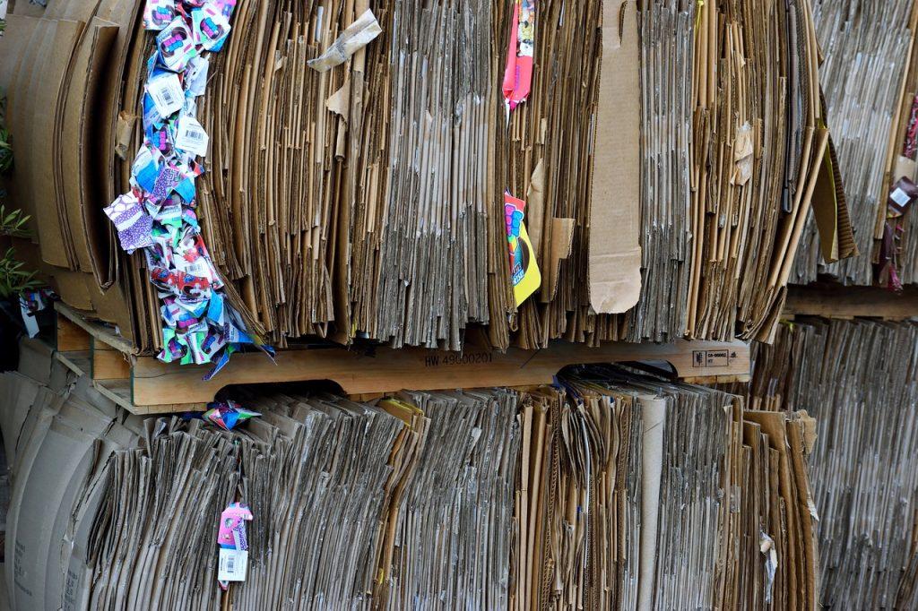 Importanța colectării și reciclării hârtiei și a cartonului