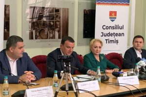 """Premierul Viorica Dăncilă: """"Sala Polivalentă se va construi la Timișoara"""". Reacţia primarului"""