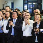 Bucurie mare la PNL Timiş. Iohannis va mai avea încă un mandat
