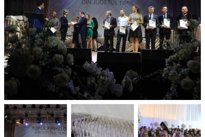 Succesul şi performanţa în afaceri, premiate în cadrul Galei Excelenței – Topul Firmelor din Timiș