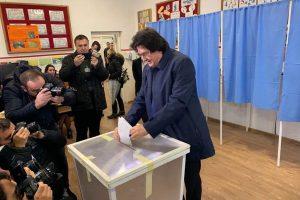 """Primarul Nicolae Robu: """"Am votat pentru ca România să fie reprezentată cu demnitate, cu credibilitate și cu înțelepciune"""""""
