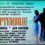 """""""Septembrie"""" în octombrie. Love-story-ul românesc al anilor '70, prezentat la UPT"""