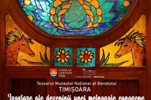 Expoziţie în premieră la Muzeul Național al Banatului