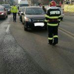 Accident cu patru maşini implicate pe strada Popa Şapcă