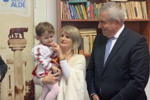Călin Popescu Tăriceanu, întâlnire de suflet cu membri ALDE Timiş