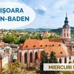 """""""Perla"""" Germaniei vă aşteaptă. Curse directe spre Baden-Baden de pe Aeroportul Internaţional Timişoara"""
