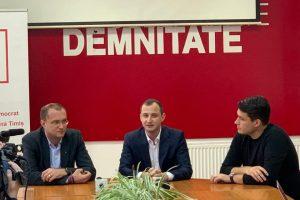 Dogariu şi Răducanu i se alătură lui Simonis, interimar, la conducerea PSD Timiş