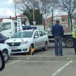 S-a renunțat la practicarea ilegală a blocării roților autovehiculelor în parcările centrelor comerciale