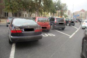 Atenție, nu parcați neregulamentar în zona centrală! Câte amenzi au dat polițiștii locali