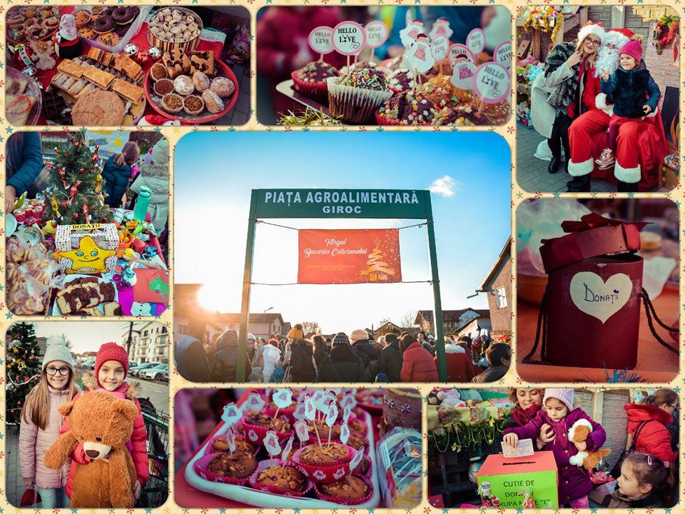 Târg de Crăciun la Giroc