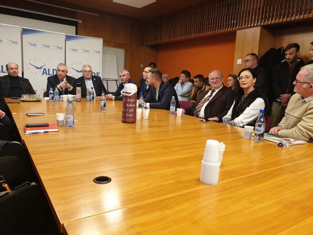 Vicepreședintele ALDE Timiș infirmă absorbția organizației județene de către Forța Națională