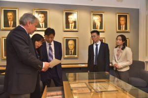 Școală masterală China-România la UPT. Studenți chinezi vin la Timișoara