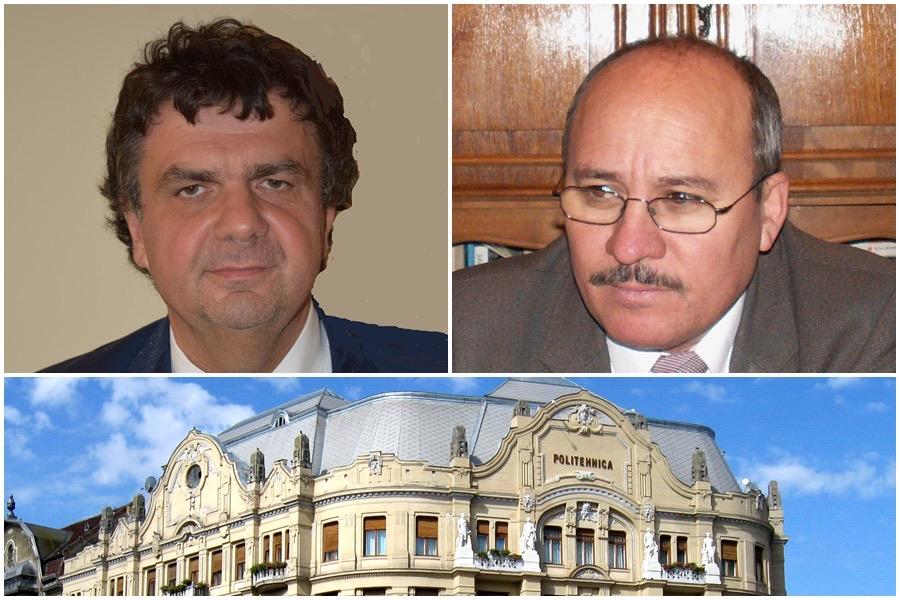 Alegeri academice la Universitatea Politehnica Timișoara