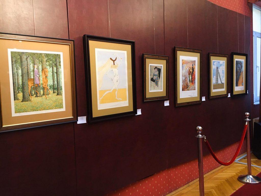 Dali și Picasso deschid prima licitație a anului în România