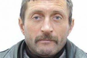 Bărbat din Ineu dat dispărut de familie