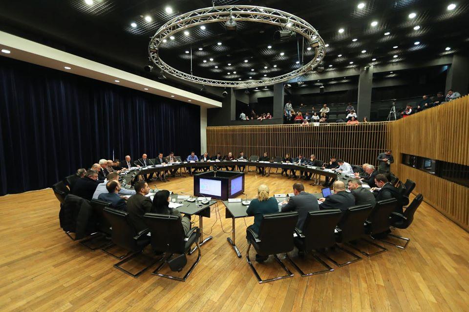 CJ Timiș a votat bugetul pentru județ