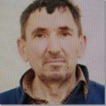Bărbat dispărut din Şipet. Sună la 112 dacă îl vezi!